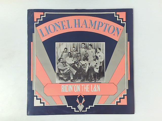 Ridin' On The L&N LP By Lionel Hampton