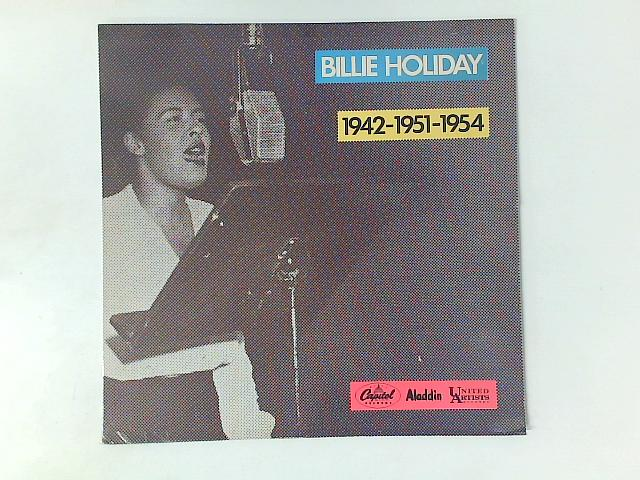 1942-1951-1954 LP COMP By Billie Holiday
