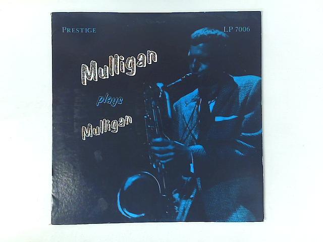 Mulligan Plays Mulligan LP By Gerry Mulligan