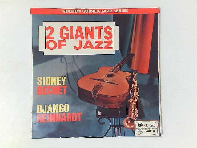 2 Giants Of Jazz LP COMP By Sidney Bechet