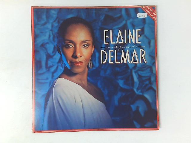 Elaine Delmar And Friends 2xLP GATEFOLD By Elaine Delmar And Friends