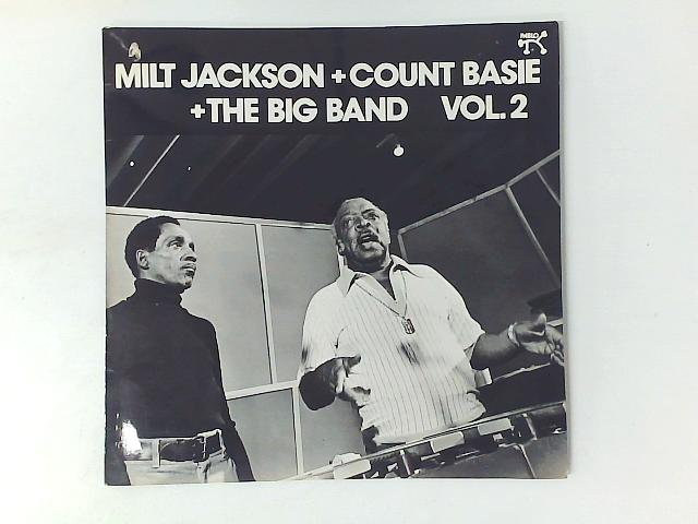 Milt Jackson Count Basie The Big Band Vol. 2 LP By Milt Jackson