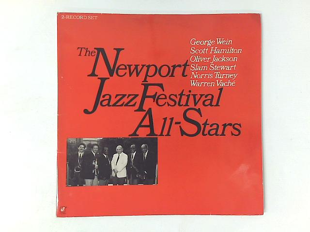 The Newport Jazz Festival All-Stars 2x LP By The Newport Jazz Festival All-Stars