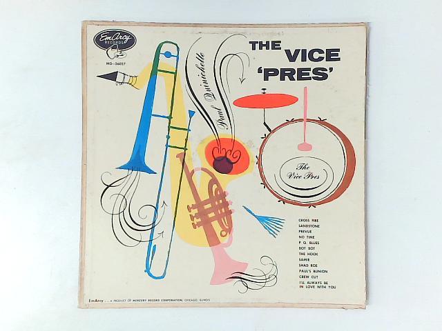 The Vice 'Pres' LP By Paul Quinichette