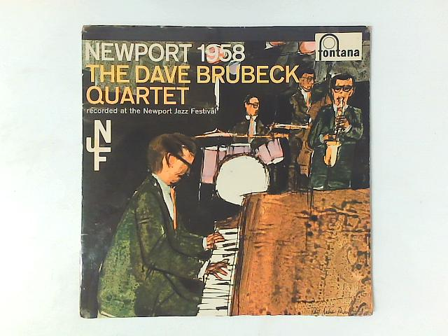 Newport 1958 LP By The Dave Brubeck Quartet