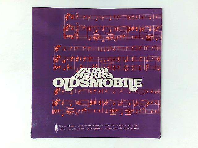 In My Merry Oldsmobile LP By Glenn Osser