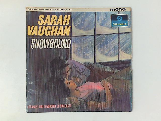 Snowbound LP By Sarah Vaughan