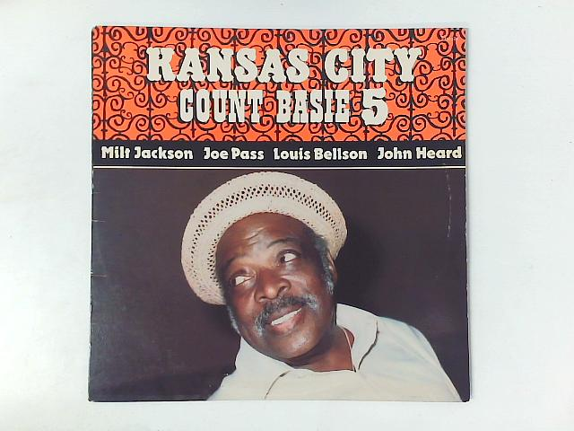 Kansas City 5 LP By Count Basie