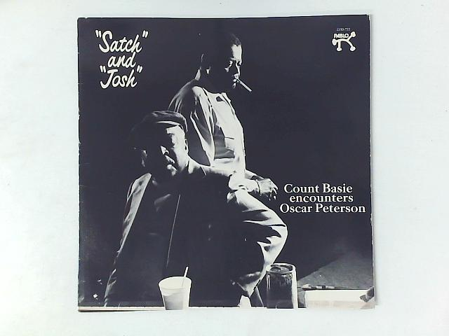 """""""Satch"""" And """"Josh"""" LP By Oscar Peterson"""