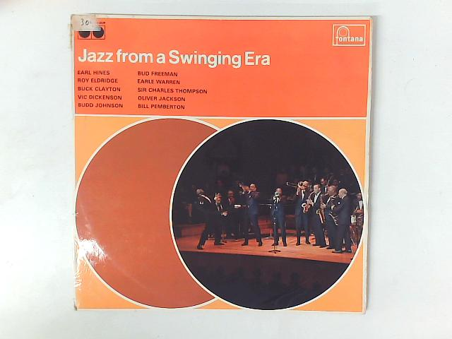 Jazz From A Swinging Era 2xLP COMP GATEFOLD By Various