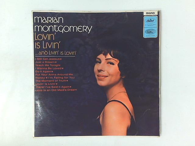 Lovin' Is Livin' LP mono By Marian Montgomery