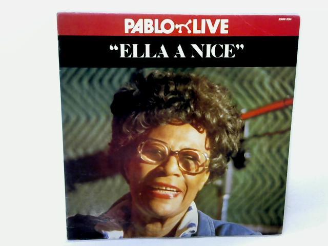 Ella A Nice LP By Ella Fitzgerald