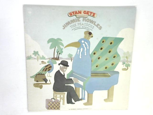 The Peacocks LP By Stan Getz