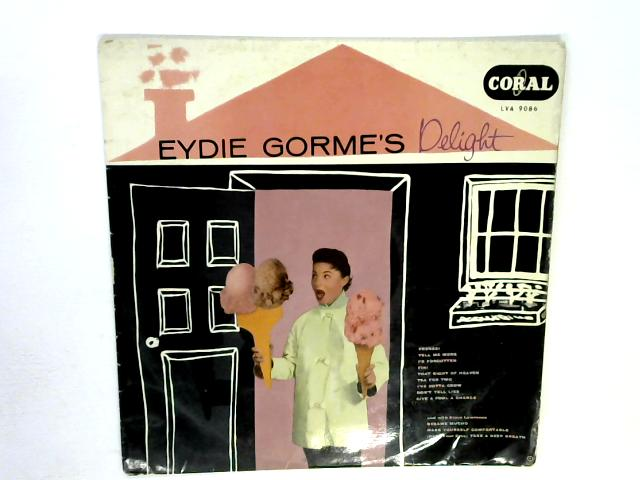 Eydie Gorme's Delight LP By Eydie Gorm