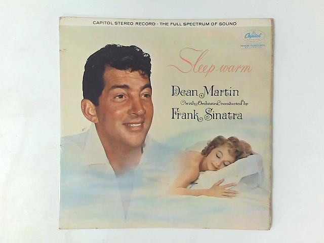 Sleep Warm LP By Dean Martin  Frank Sinatra