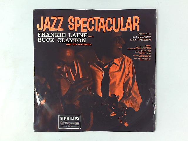 Jazz Spectacular LP BBL.7080 By Frankie Laine  Buck Clayton