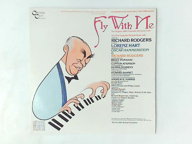Fly With Me LP By Richard Rodgers