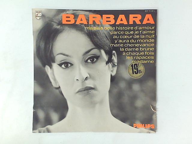 Barbara LP mono By Barbara (5)