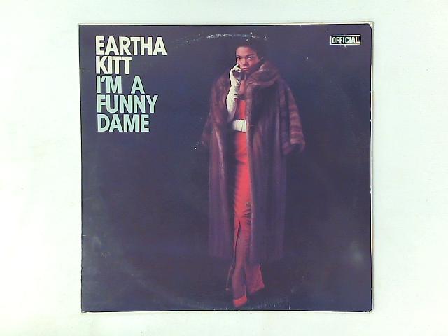 I'm A Funny Dame LP By Eartha Kitt