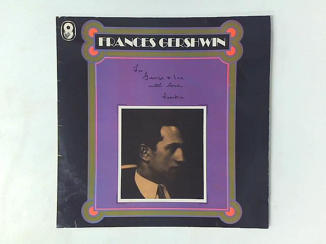 For George And Ira LP By Frances Gershwin