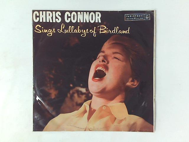Sings Lullabys Of Birdland LP By Chris Connor