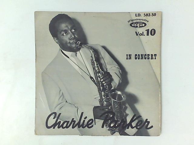 In Concert LP By Charlie Parker