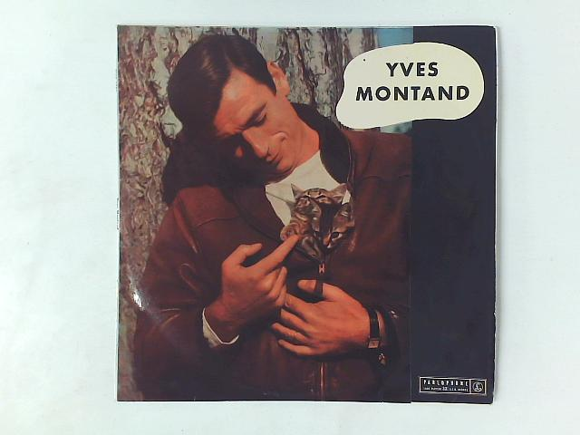 Ten Songs For Summer / 10 Chansons Pour L'Ete LP By Yves Montand
