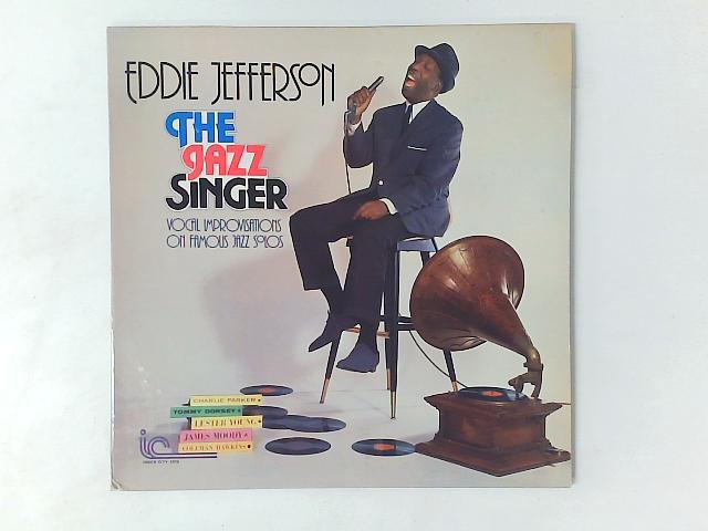 The Jazz Singer LP By Eddie Jefferson