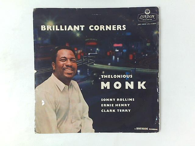 Brilliant Corners LP By Thelonious Monk