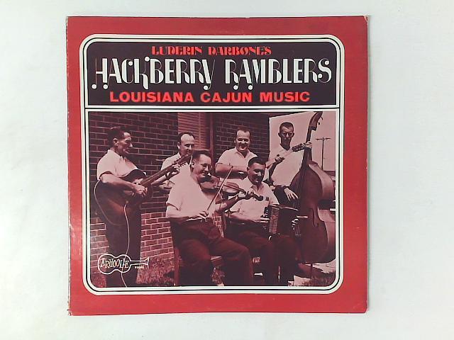 Louisiana Cajun Music LP By Hackberry Ramblers