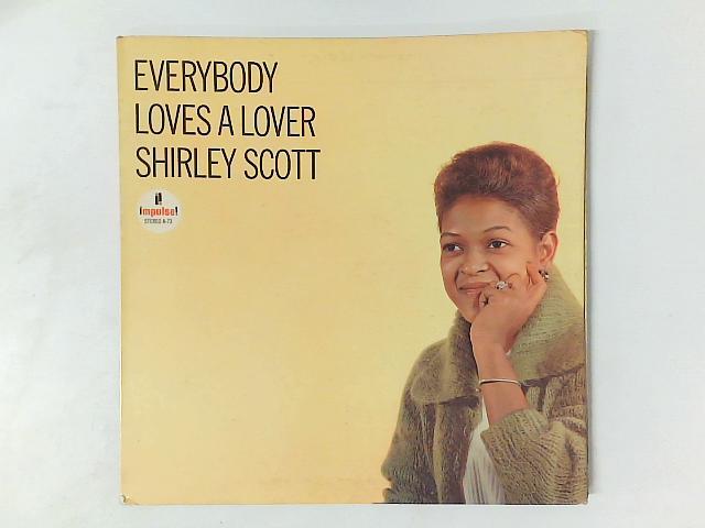 Everybody Loves A Lover LP GATEFOLD By Shirley Scott