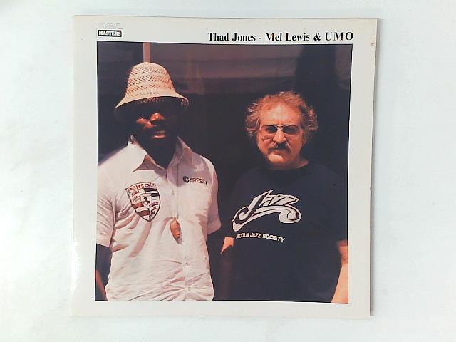 Thad Jones - Mel Lewis & UMO LP GATEFOLD By Thad Jones & Mel Lewis
