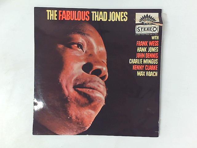 The Fabulous Thad Jones LP COMP By Thad Jones