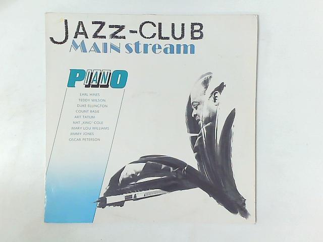 Jazz-Club Mainstream Piano LP COMP By Various
