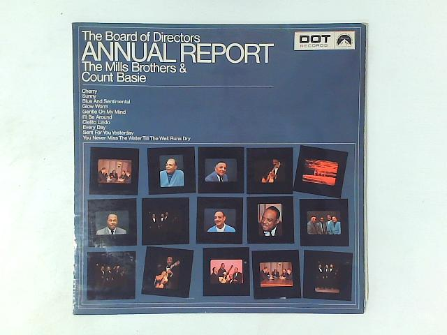The Board Of Directors Annual Report LP By The Mills Brothers