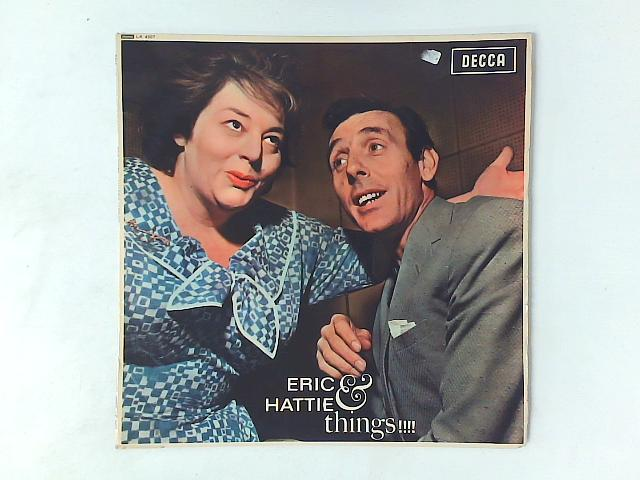 Eric & Hattie And Things!!!! LP By Eric Sykes