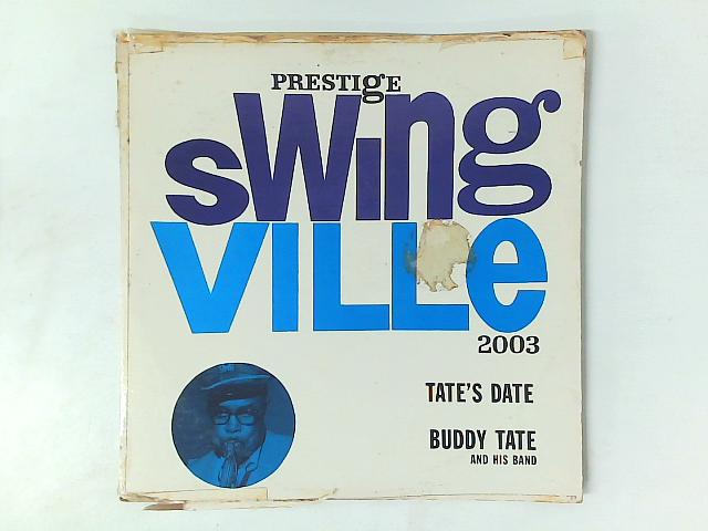 Tate's Date LP By Buddy Tate And His Band