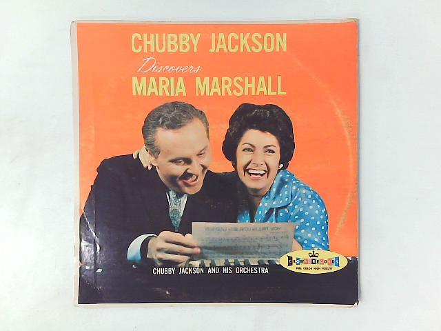 Chubby Jackson Discovers Maria Marshall LP By Maria Marshall