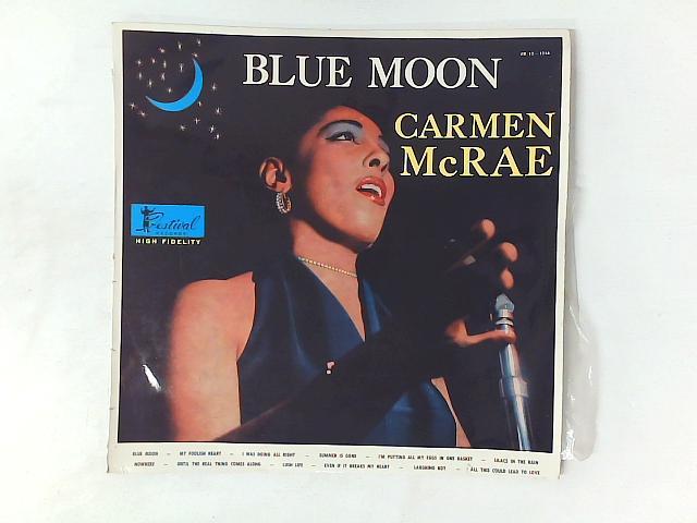 Blue Moon LP By Carmen McRae