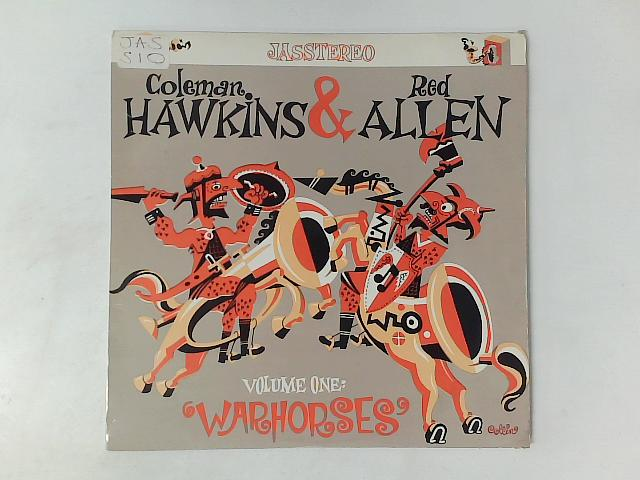 "Volume One ""Warhorses"" LP By Coleman Hawkins"