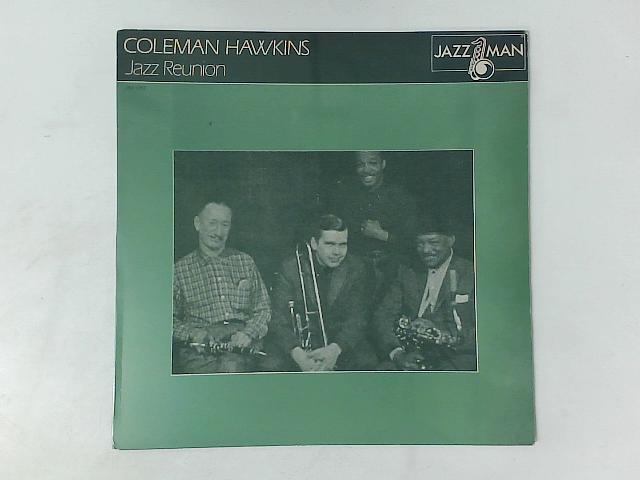 Jazz Reunion LP By Coleman Hawkins
