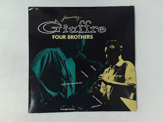 Four Brothers LP By Jimmy Giuffre