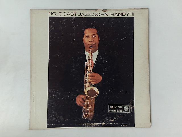 No Coast Jazz LP By John Handy