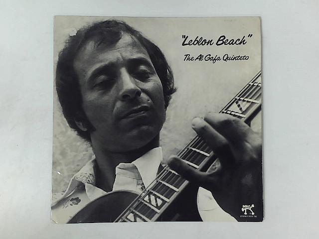 Leblon Beach LP By The Al Gafa Quinteto