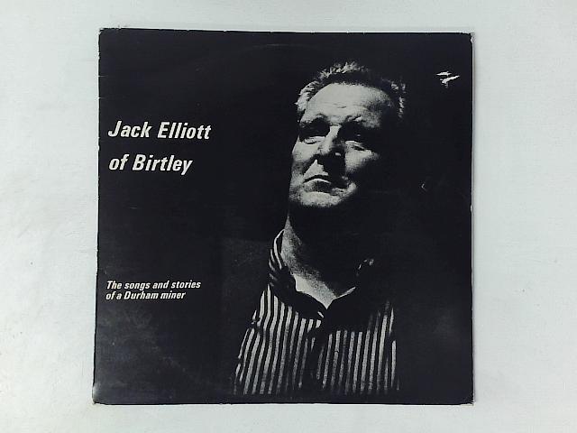 Jack Elliott of Birtley LP white labels By Jack Elliott (3)