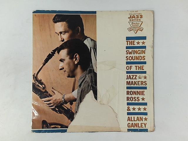 The Swingin' Sounds Of The Jazz Makers LP By Ronnie Ross