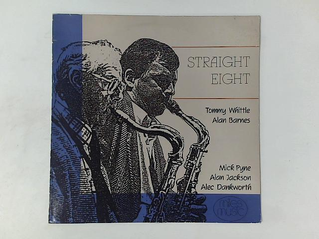 Straight Eight LP By Tommy Whittle