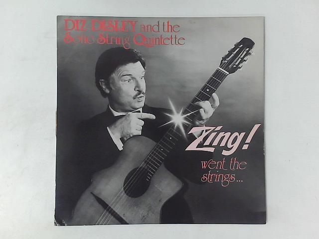 Zing! Went The Strings... LP By Diz Disley