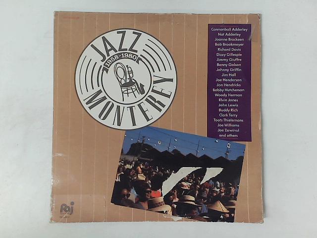 Jazz Monterey 1958-1980 2x LP By Various