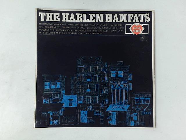 The Harlem Hamfats LP mono By The Harlem Hamfats